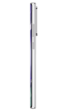 Samsung Galaxy Note 20 Ultra 5G 256GB Mystic White Side