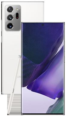 Samsung Galaxy Note 20 Ultra 5G 256GB Mystic White