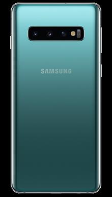 Samsung Galaxy S10 128GB Prism Green Back