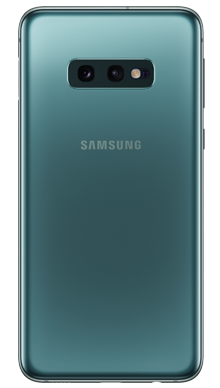 Samsung Galaxy S10e 128GB Prism Green Back