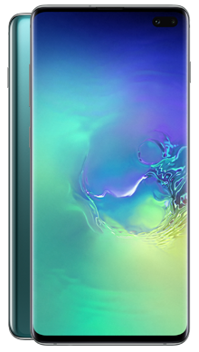 Samsung Galaxy S10 Plus 128GB Prism Green