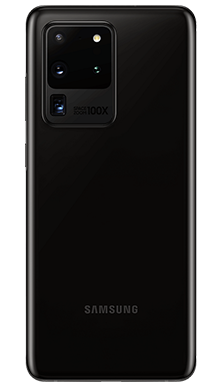 Samsung Galaxy S20 Ultra 512GB 5G Black Back