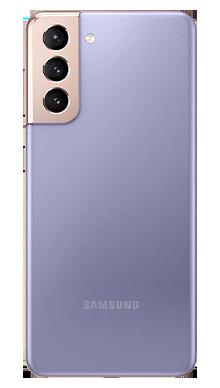 Samsung Galaxy S21 5G 128GB Phantom Violet Back