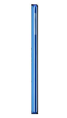 Samsung Galaxy A40 Blue Side