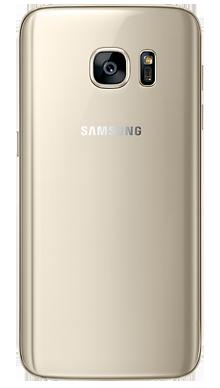 Samsung Galaxy S7 Edge 32GB Gold Back