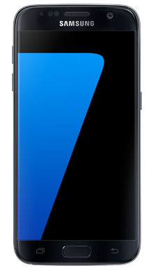 Samsung Galaxy S7 32GB Black Front