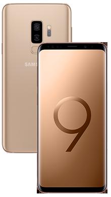 Samsung Galaxy S9 Plus 256GB Sunrise Gold