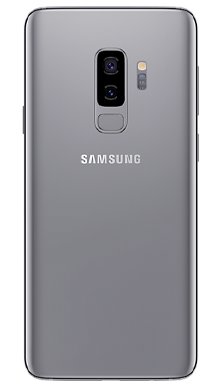 Samsung Galaxy S9 Plus 64GB Titanium Grey	 Back