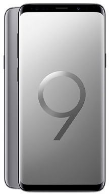 Samsung Galaxy S9 Plus 64GB Titanium Grey