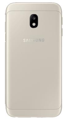 Samsung Galaxy J3 2017 Gold Back