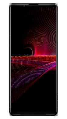 Sony Xperia 1 III 5G 256GB Black Front