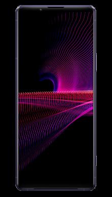 Sony Xperia 1 III 5G 256GB Purple Front