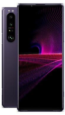 Sony Xperia 1 III 5G 256GB Purple