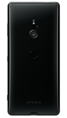 Sony Xperia XZ3 Black Back