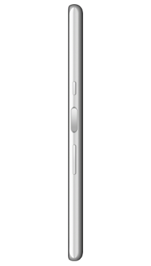 Sony Xperia L3 Silver Side