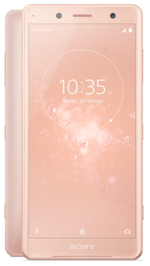 Sony Xperia XZ2 Compact Pink