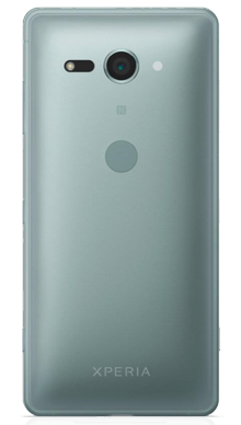 Sony Xperia XZ2 Compact Green  Back