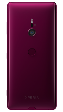 Sony Xperia XZ3 Red Back