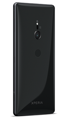 Sony Xperia XZ2 Compact Black Back