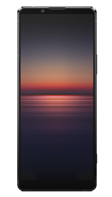 Sony Xperia 1 II 256GB Black Front