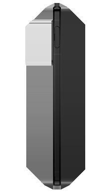 Sony Xperia 1 II 256GB Black Side