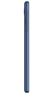 Sony Xperia 10 Blue Side
