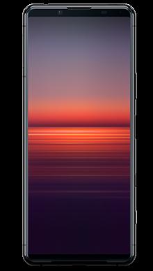 Sony Xperia 5 II 5G 128GB Black Front