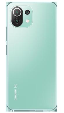 Xiaomi Mi 11 Lite 5G 128GB Mint Green Back