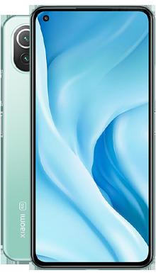 Xiaomi Mi 11 Lite 5G 128GB Mint Green